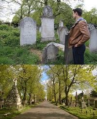 Banting's Grave