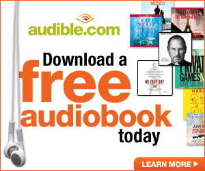 Click Here To Download Any Audiobook For FREE @ Audible