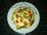 LCHF Pizza - Thumbnail