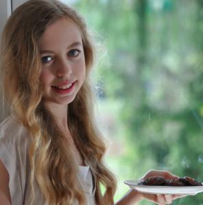 Alessandra Peters, The Foodie Teen