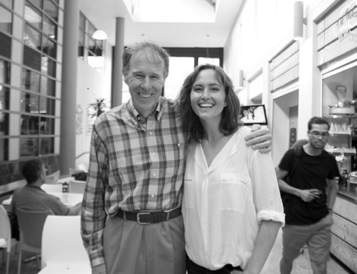 Karen Thomson & Prof. Tim Noakes