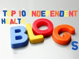 Top 10 Independent Health Blogs - Thumbnail